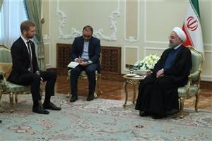 ایران علاقمند است مناسبات و همکاریهای اقتصادی خود را با نروژ بیش از پیش گسترش دهد