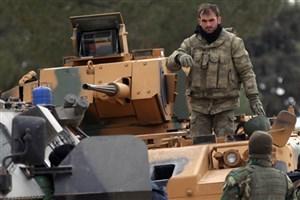 ترکیه حضور نظامی در سوریه را افزایش می دهد
