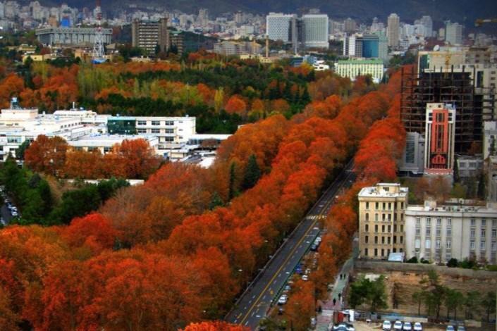 تهران پاییز