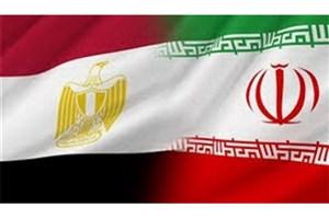 تماسهایی بین ایران و مصر درباره تحولات منطقه در جریان است