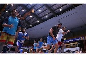 اردوی تیم ملی کشتی فرنگی نیمه دوم آبان ماه برگزار میشود