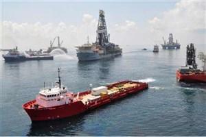 نجات 13 دریانورد خارجی توسط نیروهای امدادی هرمزگان