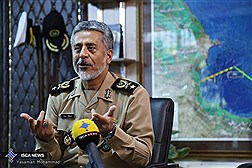 مصاحبه اختصاصی با امیر سیاری فرمانده نیروی دریایی ارتش جمهوری اسلامی ایران