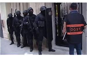 باند تروریستی وابسته به داعش در مراکش متلاشی شد