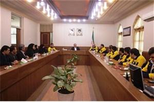 استاندار اصفهان: استفاده از نظام پستی هوشمند، رقابت پذیر و تحولگرا، بهبود شرایط زندگی و کاهش آلودگی هوا را بدنبال دارد