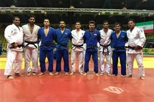 حضور جودوکاران جوان ایران و 86 کشور دیگر در مسابقات جهانی کرواسی