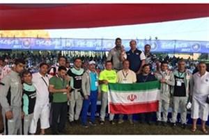 اعضای تیم های ملی کشتی ساحلی امشب وارد ایران می شوند