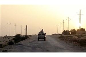 صحرای سینا آبستن درگیری های شدید
