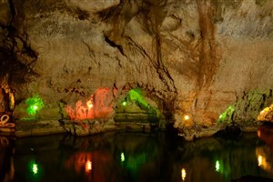 Saholan Cave, Iran's Second Largest Water Cave