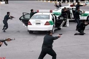 برخورد با مخلان نظم و امنیت در چارچوب قانونی اولویت مهم پلیس