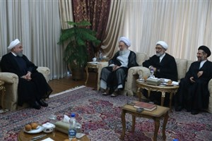 روحانی: دولت به دنبال مدیریت فضای مجازی است