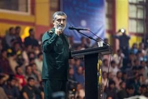 اگر دور تا دور ایران را هم دیوار بکشند تولید موشک متوقف نخواهد شد