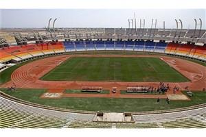 بازیهای خانگی ذوبآهن در ورزشگاه نقش جهان برگزار میشود