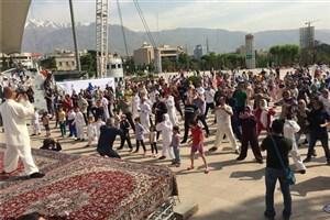 همایش تایچیچوان و چیکونگ در آستانه ۴۰ سالگی ووشو در ایران