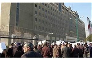 ساختمان تاریخی مجلس دیوار کشی شد