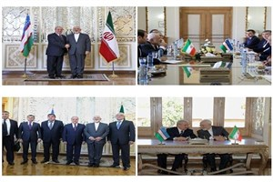 روابط ایران و ازبکستان باید در تمام زمینه ها توسعه یابد