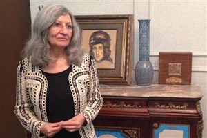 رد شایعه تبانی با بغداد توسط  همسر طالبانی