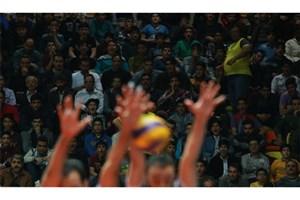 تماشاگران کاشانی یک جلسه محروم شدند