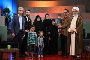 گفت و گوی رضا رفیع با خانواده ای افغان در «هزار داستان»