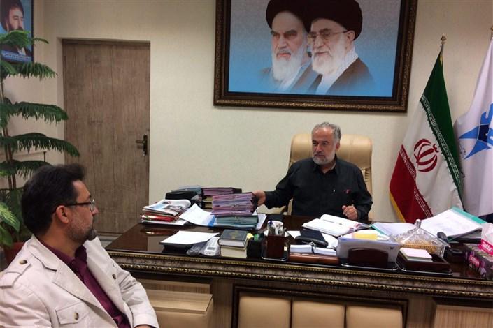 سعید قاضی مغربی رییس واحد یادگار امام