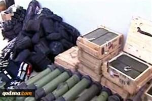 کشف تسلیحات اسرائیلی در مخفیگاههای داعش