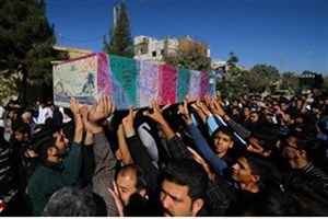 استان اردبیل 54 شهید دانشجو تقدیم انقلاب کرده است