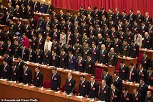 شروع کنگره حزب کمونیست چین