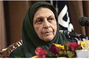 گرامیداشت منصوره اتحادیه در سرای کتاب