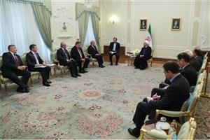 ایران از توسعه و تعمیق روابط دوجانبه با ازبکستان استقبال می کند