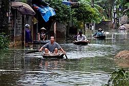 سیل در ویتنام