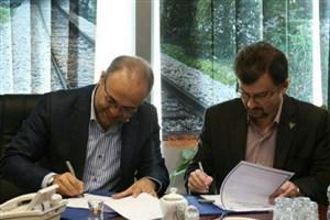 امضا تفاهم نامه همکاری بین شرکت راهآهن و سازمان هواشناسی کشور
