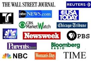 پنج رسانه آمریکایی در لیست خبرگزاری های نامطلوب روسیه