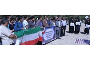 سپاه پاسدران آذرخش انقلاب اسلامی است