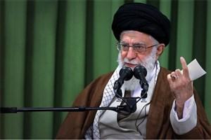 Young Academic Elites and Students Meet Ayatollah Khamenei