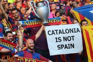 هشدار روسیه نسبت به تنش های منطقه کاتالونیا