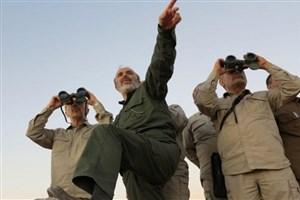 سرلشگر باقری از مناطق عملیاتی سوریه بازدید کرد