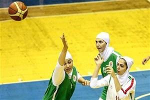 بسکتبالیست کامیارانی راهی مسابقات بسکتبال دختران نوجوان آسیا شد