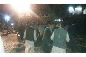 30 شهید در انفجار انتحاری در مسجد شیعیان کابل