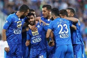 استقلال 2 - نساجی یک/ نخستین پیروزی شفر با استقلال و صعود به یک چهارم نهایی جام حذفی