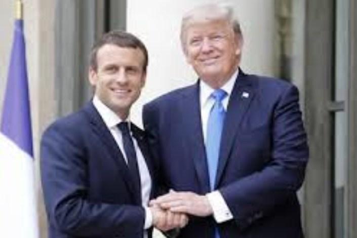 طی اقدامی؛ آمریکا از مواضع فرانسه علیه برنامه موشکی ایران تشکر کرد
