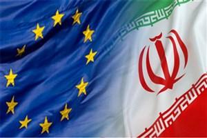 حجم مبادلات تجارت  ایران و اروپا درسال جاری چقدر است؟