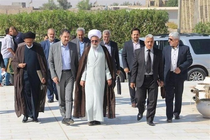 همکاری دانشگاه های تهران با کربلا