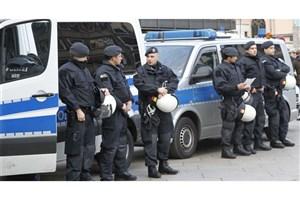 حمله با چاقو به شهروندان مونیخ