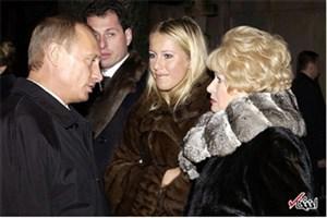 مجری تلویزیونی رقیب انتخاباتی پوتین