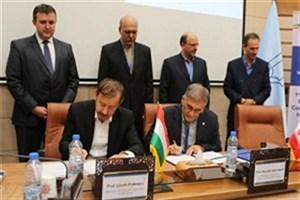 دانشگاه سمنان و مجارستان تفاهم نامه همکاری امضا کردند