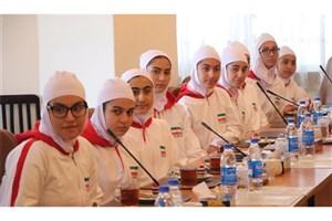 نام تیم بسکتبال دختران نوجوان ایران از مسابقات قهرمانی آسیا حذف شد!