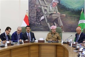کردستان عراق : برای مذاکره با بغداد آماده ایم