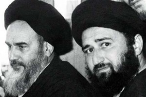 حاج آقا مصطفی خمینی سرباز فداکار و بازوی توانای امام (ره) بود