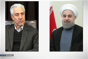 روحانی، وزیران پیشنهادی علوم و نیرو را به مجلس معرفی کرد