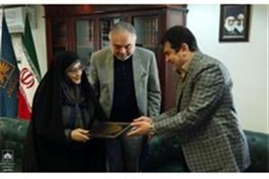 سرپرست معاونت توسعه و مدیریت منابع انسانی کتابخانه ملی  منصوب شد